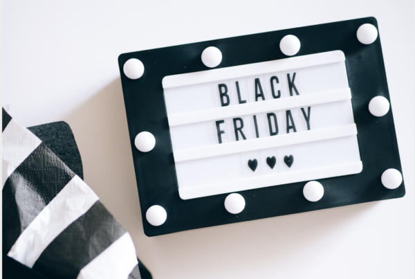 Black Friday//Cyber Monday Tips